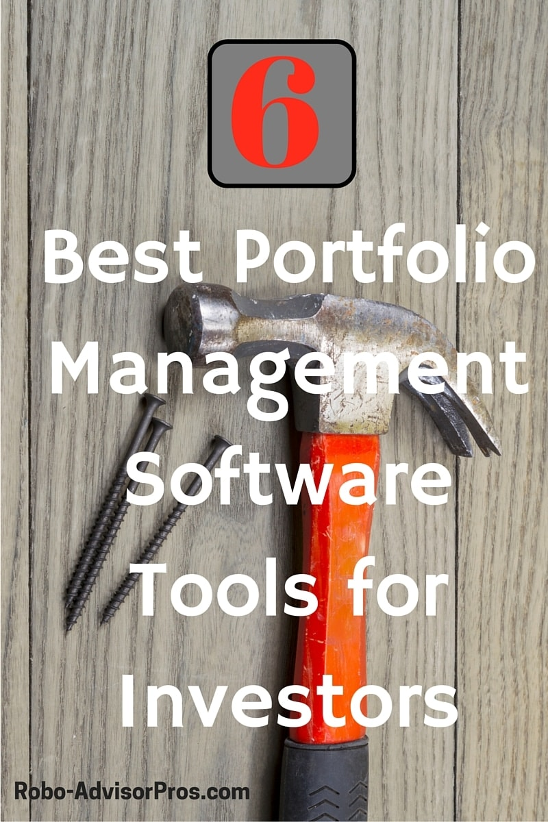 6 Best Portfolio Management Software Tools for Investors-Free to low fee