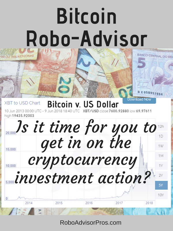 Bitcoin Robo-Advisors and Other Cryptocurrency Investment Options
