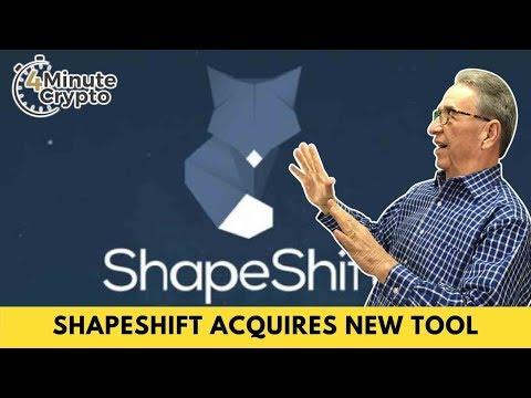 ShapeShift Acquires Insta-Swap Tool | 4 Minute Crypto News | 8/15/2018