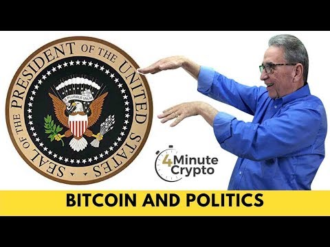 U.S. Presidential Candidate Accepts Bitcoin   4 Minute Crypto News   8/13/2018