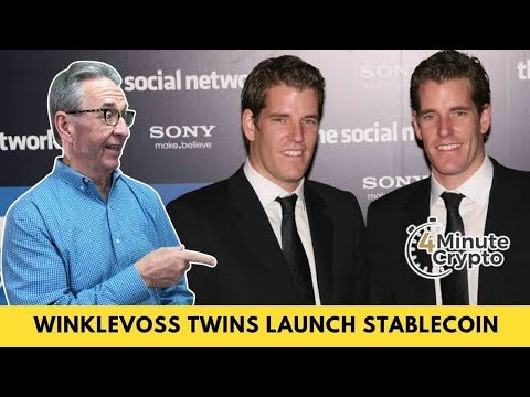Winklevoss Brothers Launch Stablecoin