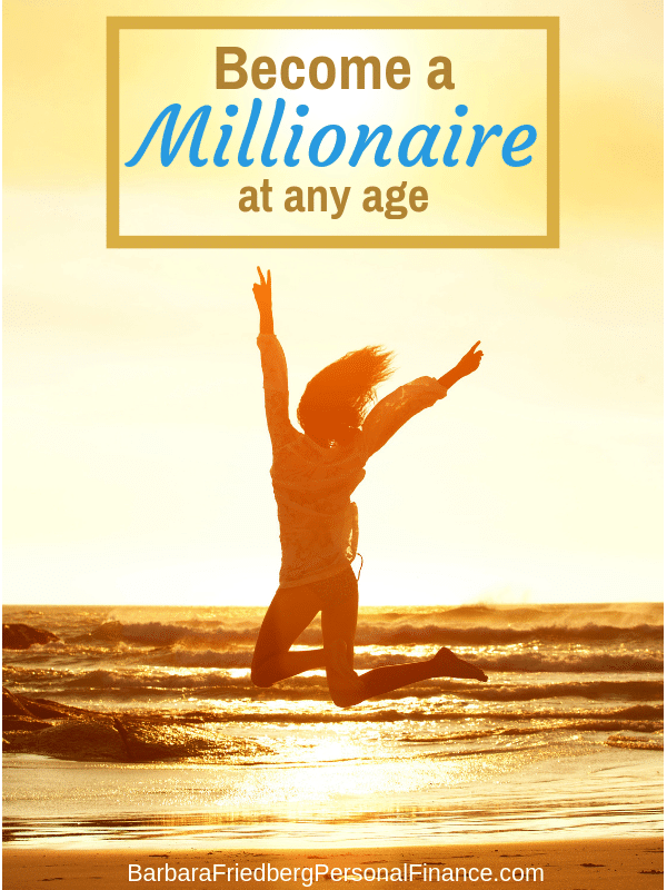 Become a millionaire at any age