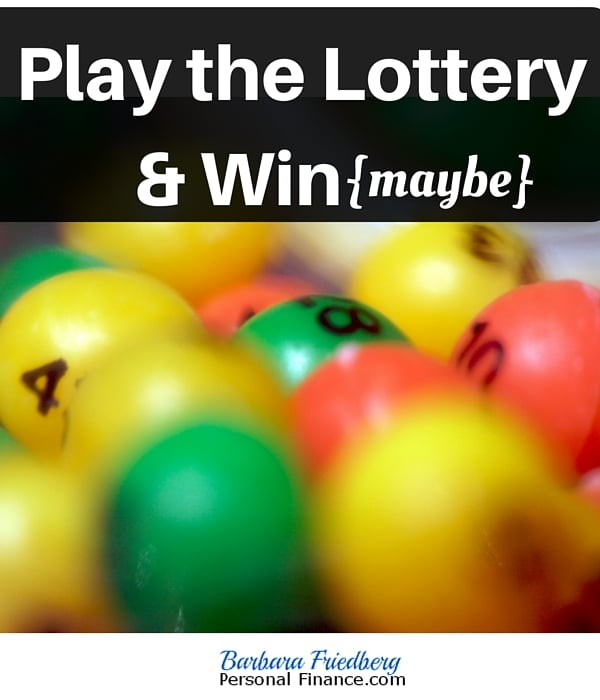 Best Way to Play the Lottery (You're Not Going to Like it)