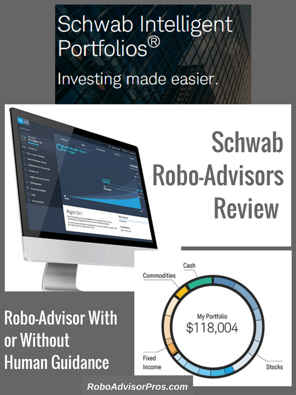 Schwab Intelligent Portfolios Review – Robo-Advisor With or Without Human Guidance