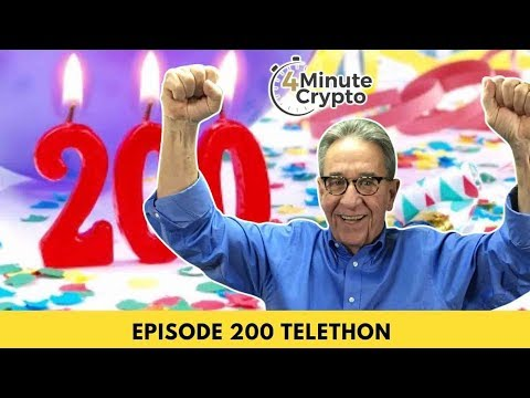Episode 200 Is A 4 Minute Crypto Telethon