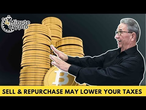 Quick Sale of Bitcoin May Lower Your Taxes