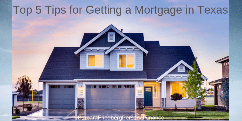 5 Things You Should Know Before Getting a Mortgage in Texas