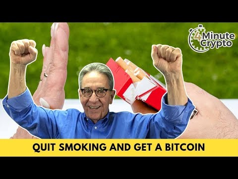 How Quickly Can You Acquire Bitcoin If You Quit Smoking Today?