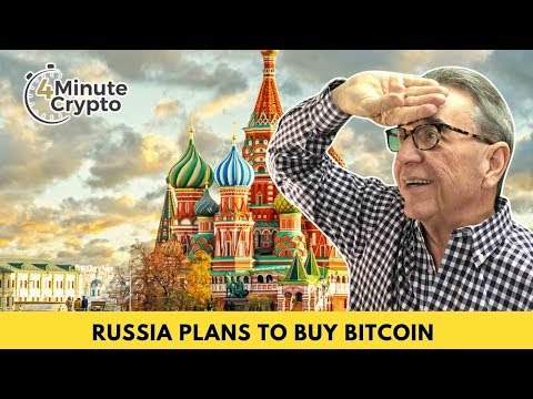 Russia Plans to Ditch The US Dollar for Bitcoin