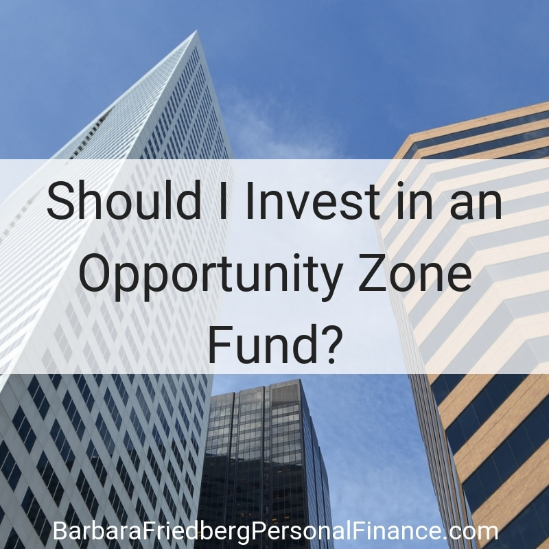 opportunity zone investing