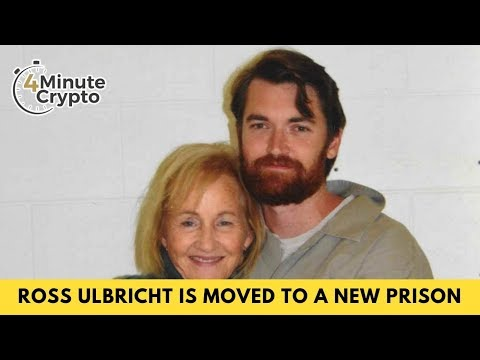 Silk Road's Ross Ulbricht Moved to Another High Security Prison