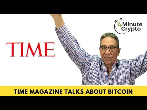 Time Magazine Reports About Bitcoin's Liberating Potential