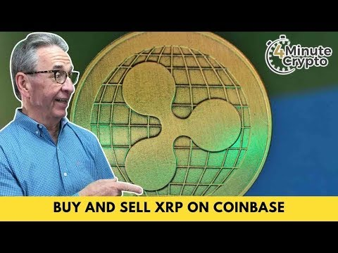 Buy And Sell XRP on Coinbase