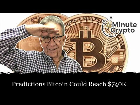 Crypto Miner Predicts That Bitcoin Could Reach $740K