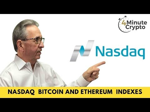 Nasdaq to Launch Bitcoin And Ethereum Price Indexes