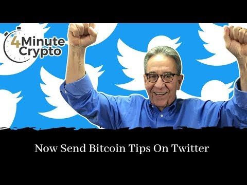 You Can Now Send Bitcoin Tips On Twitter