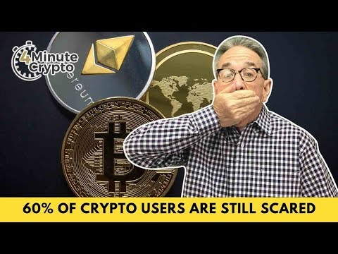 60% of Crypto Users are Still Scared to Make a Bitcoin Payment