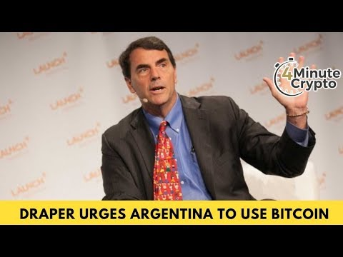 Tim Draper Urges Argentina's President to Legalize Bitcoin