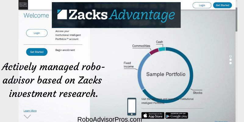 Zacks Advantage Robo-Advisor Review 2019