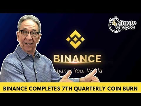 Binance Completes Seventh Quarterly Coin Burn