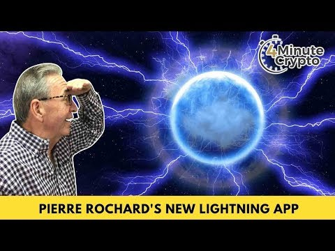 Pierre Rochard's New Lightning App Makes It Easier To Get Paid in Bitcoin