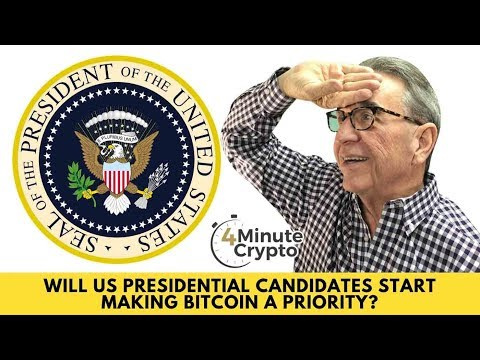 Will US Presidential Candidates Start Making Bitcoin a Priority?