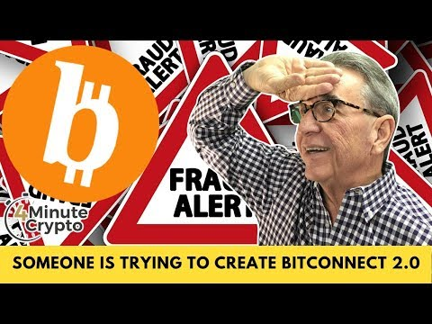 Someone is Trying to Create BitConnect 2 0