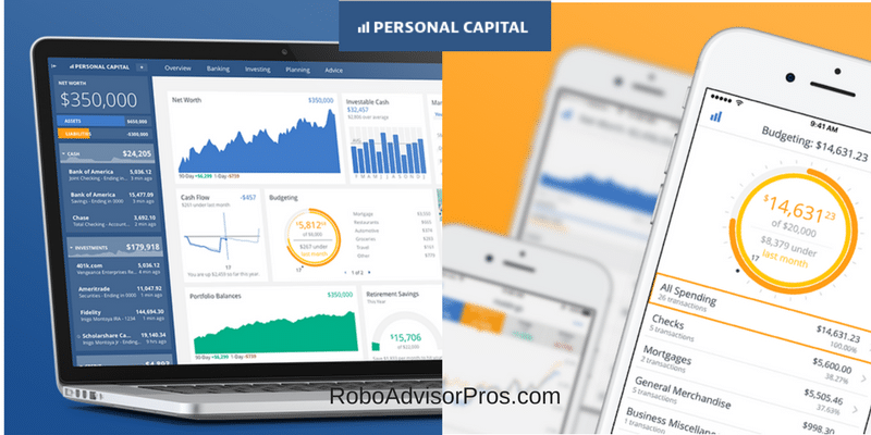Personal Capital-Best Free Financial, Investment, Budgeting, Retirement Software