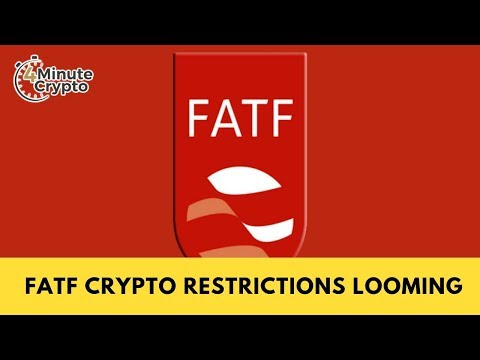 FATF Crypto Restrictions Looming