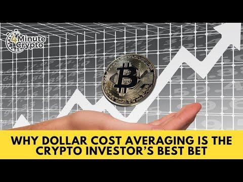 Why Dollar Cost Averaging Is the Crypto Investor's Best Bet