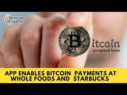 Fold App Enables Bitcoin Lightning Payments at Whole Foods and Starbucks