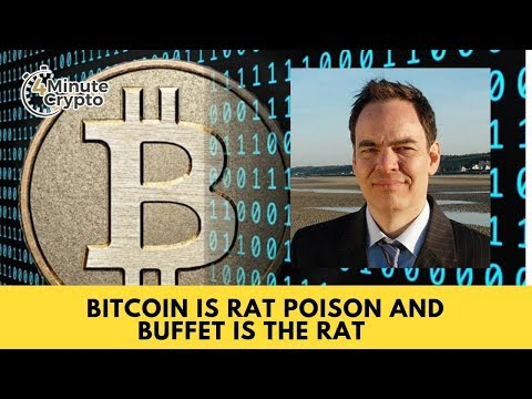 Bitcoin is Rat Poison and Buffet Is the Rat
