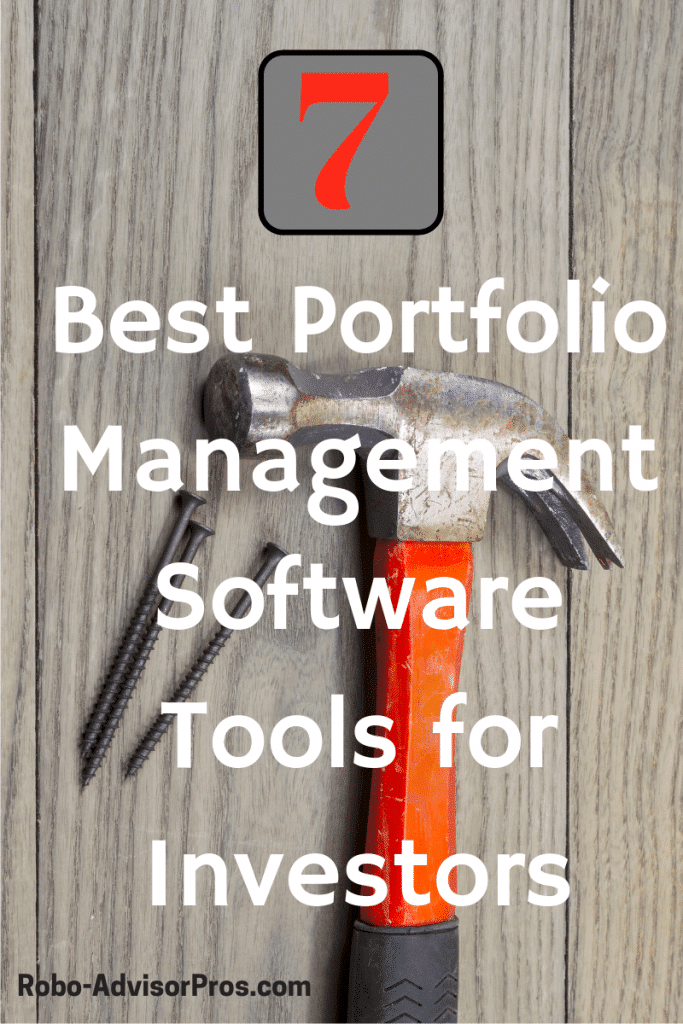 7 Best Portfolio Management Software Tools for Investors – 2020