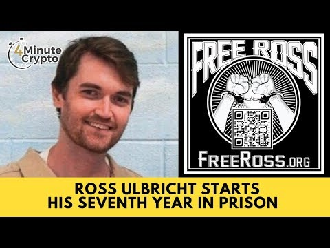 Ross Ulbricht Starts His Seventh Year in Prison