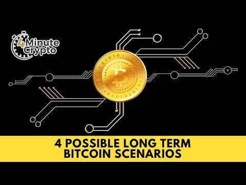 4 Possible Long Term Bitcoin Scenarios