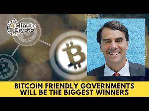 Bitcoin Friendly Governments Will Be The Biggest Winners