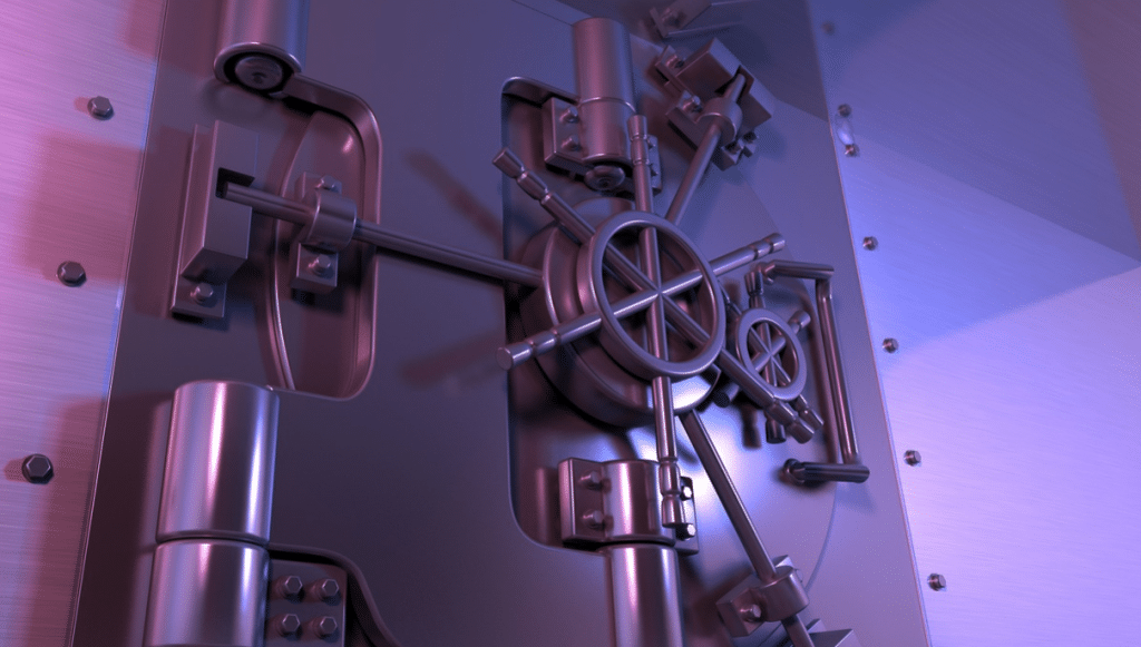 is personal capital safe? bank vault