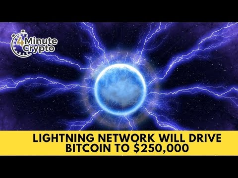 Lightning Network Will Drive Bitcoin to $250,000