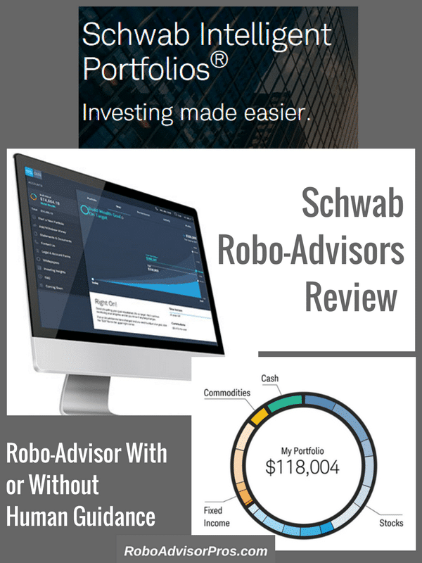 Schwab Intelligent Portfolios Review 2020 – Robo-Advisor With or Without Human Guidance