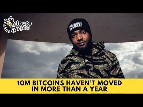 A Rapper Accepts Bitcoin Payments and HODLs