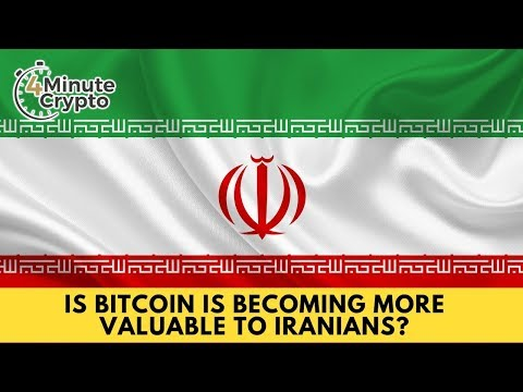 Is Bitcoin Is Becoming More Valuable to Iranians?