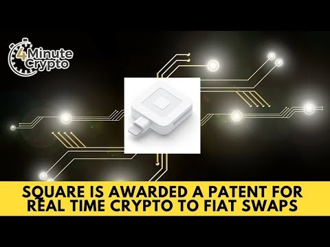 Jack Dorsey's Square Is Awarded A Patent for Real Time Crypto to Fiat Swaps