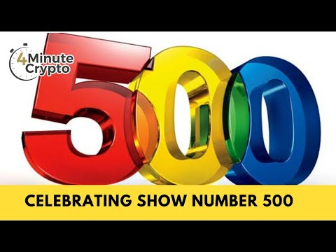 Celebrating Show Number 500 With A Contest