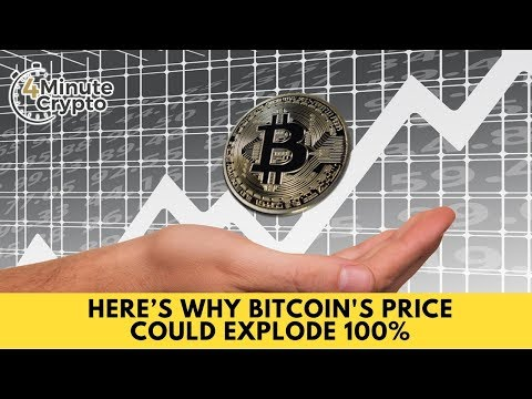 Here's Why Bitcoin's Price Could Explode 100% by May