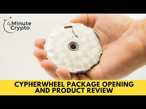 My Review Of The New CypherWheel