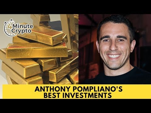 Anthony Pompliano Rates Best Assets To Invest In