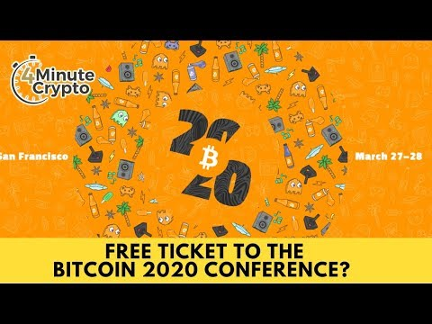 Want A Free Ticket To Bitcoin 2020?