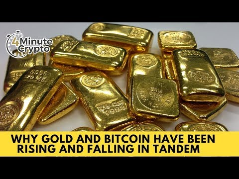 Why Gold and Bitcoin Have Been Rising and Falling In Tandem