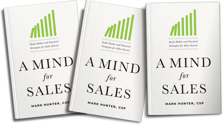 A Mind for Sales Book