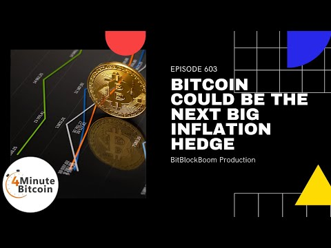 Bitcoin Could Be the Next Big Inflation Hedge